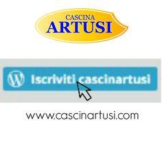Iscriviti alla newsletter di Cascina Artusi !