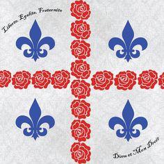National Symbols of England | taylor brock design portfolio: Textile Pattern