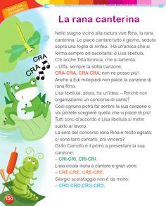 Italian Language, Learning Italian, L2, Montessori, Aurora, Funny, Winter Time, Reading, Spring