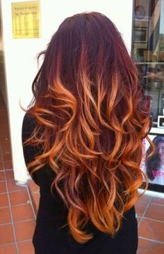 RedFest Only 1% of the world's population has red hair, but 25% of salon clients wear some version of red. #HotOnBeauty hotonbeauty.com