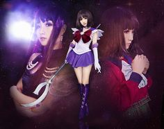 realistic sailor senshi photoshop - Google Search