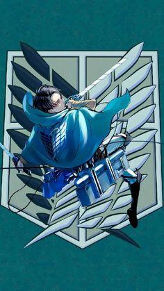Name: Levi Ackerman Anime: Shingeki No Kyojin/ Attack On Titan Manga Anime, Anime Guys, Anime Art, Levi Ackerman, Eren E Levi, Levi Titan, Mikasa X Eren, Wallpaper Animes, Iphone Wallpaper