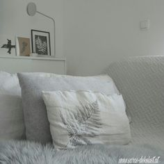 Autumn Deco Bed Pillows, Pillow Cases, Autumn, Deco, Home, Fall, House, Ad Home, Decor