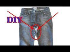 Löcher Stopfen / Löcher nähen | Quicktipp's für Nähanfänger #4 - YouTube