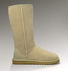 $62.99  at www.pinboots.com UGG Classic Tall 5815 Boots Sand