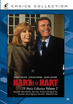 cool Hart To Hart TV Movie Collection - Volume 2 (4-Disc Set)