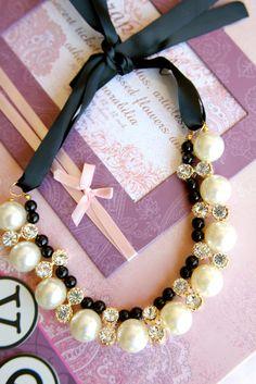 An Evening Rendevous Necklace $12.99