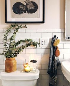 - A mix of mid-century modern, bohemian, and industrial interior style. Home and apartment decor, decoration ideas, home Beautiful Bathroom Decor, Home Decor Inspiration, House Design, Home, Home Remodeling, Cheap Home Decor, House Interior, Bathroom Decor, Beautiful Bathrooms