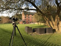 How to make sure an architectural photography shoot goes smoothly - my thoughts after a recent shoot at a fantastic Dorset wedding vennue