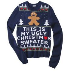 Don't miss out on this year's ugly Christmas sweater party!