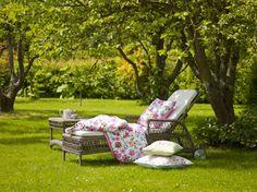 Meble ogrodowe. DAISY leżak ogrodowy. Georgia Garden. Design: Sika-Design Team.