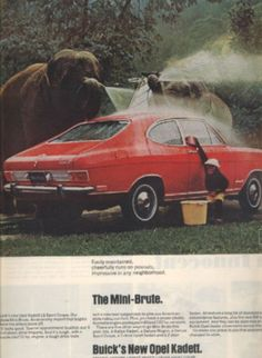 General Motor's Buick Opel