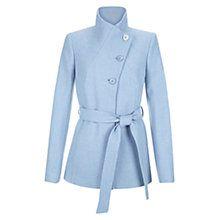 Buy Hobbs Austen Wool Blend Coat Online at johnlewis.com