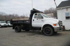 2009 Ford F650 - Dump Truck Exchange Ford Trucks For Sale, Ford F650, Air Brake, Dump Trucks, Engine Types, Cummins, Cruise, Monster Trucks, Medium