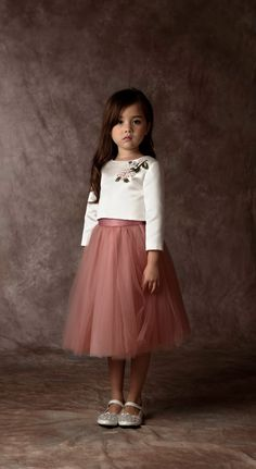 50 Ideas for fashion kids dress future children Little Girl Dresses, Girls Dresses, Flower Girl Dresses, Dresses For Babies, Flower Girls, Kids Frocks, Little Girl Fashion, Dress Patterns, Baby Dress