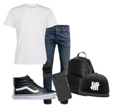"""Untitled #15"" by ssamson-1 on Polyvore featuring Jack & Jones, Vans, Gucci, La Perla, Under Armour, Undefeated, Citizen, men's fashion and menswear Jack Jones, Citizen, Under Armour, Men's Fashion, Vans, Gucci, Menswear, Polyvore, La Perla"