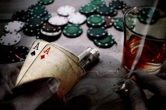 Black poker by NaViGa7or.deviantart.com on @deviantART