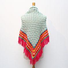 10 Beste Afbeeldingen Van Omslagdoek Haken Haakpatroon Crochet