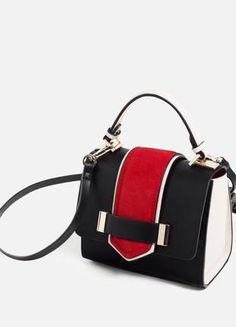 Цена: 1100 грн. - Модная сумка мини zara 2016  Состав: Кожзам Цвета: Чёрный. Купить в Шафа. Недорогие, но качественные товары по доступной цене!