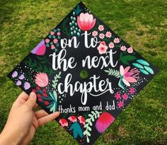 Creative Graduation Cap Ideas Perfect for Grads Who Like to Get CraftyYou can find Grad cap and more on our website.Creative Graduation Cap I. Disney Graduation Cap, Funny Graduation Caps, Custom Graduation Caps, Graduation Cap Toppers, Graduation Cap Designs, Graduation Cap Decoration, Graduation Diy, Decorated Graduation Caps, Graduation Photoshoot
