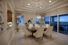 Toll Brothers at Frenchman's Harbor, FL ♠ re-pinned by http://www.waterfront-properties.com/frenchmans-harbor.php