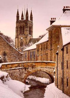 Лучшие фото Природы - Best nature photos– Сообщество– Google+ Yorkshire England, Yorkshire Dales, North Yorkshire, England Uk, England Winter, Christmas In England, Christmas Carol, Places To Travel, Places To Visit