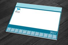 A3 Desk Pads great for in meeting rooms, at conferences and presentations. http://www.weeprint.co.uk/desktop-pads/ #printing