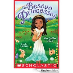 Rescue Princesses #12: The Golden Shell eBook: Paula Harrison: Amazon.ca: Kindle Store