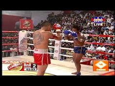 SEATV | Khmer vs. Thai Boxing | Vong Noy vs Phit Chakrit | February 8, 2...