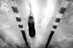 It was during a Long Course meet. While enjoying a delightful conversation with a Swim Dad (chatting about everything, BUT swim – the best kind of meet Swimming Motivation, First Year Of College, Swim Meet, Distance, Advice, Child, Workout, Sport, Deporte