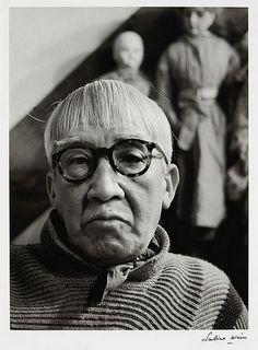 Hotel de Ville: A Vintage Eyewear Blog: Tsuguharu Foujita