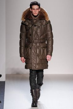 Boytown Milan Fashion Week Fall 2013-Winter 2014, Part 2  |  FurInsider.com | Fur Fashion, Celebs in Fur, Fashion History