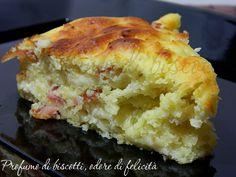 Torta di patate - ricetta saporita