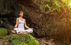 Yoga For High Blood Pressure - Sukhasana