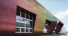 L'Elite dell'Arredamento, Italy I Architect: L'Elite S.r.L. I Material: ALUCOBOND spectra® red brass 912