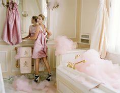 Kate Moss by Tim Walker, Styled by Grace Coddington - Vogue US 2012