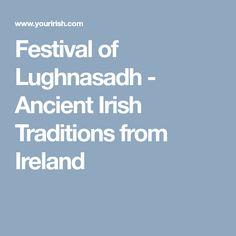 Festival of Lughnasa