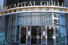 The Capital Grille in Chicago has the best service and outstanding food. The Idaho baked potato was my favorite
