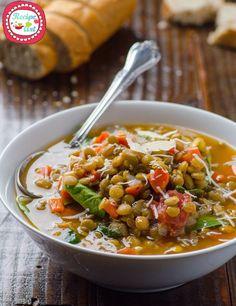 Ecco come rivisitare la zuppa di lenticchie di capodanno, un classico delle feste, in modo più semplice ed economico.