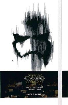 Notes Moleskine L Star Wars VII
