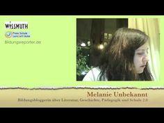 Interviewed wurde literatenmelu aka Melanie Unbekannt!