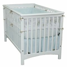 Child Craft London Euro Style Stationary Crib, Matte White - http://activelivingessentials.com/baby-essentials/child-craft-london-euro-style-stationary-crib-matte-white-3/