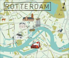 dedutch_maps_rotterdam_see-creative- LOVING these pieces by see-creative design
