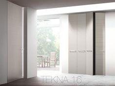 Porte Design Ghizzi e Benatti, porte in legno e laccate