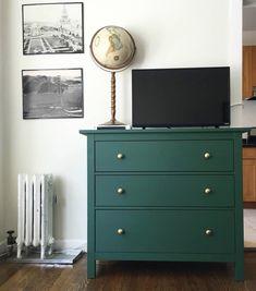 Dresser color
