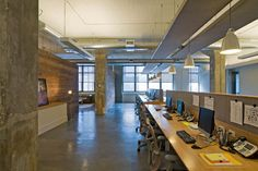Media Storm Office by DHD Architecture and Design in interior design architecture  Category