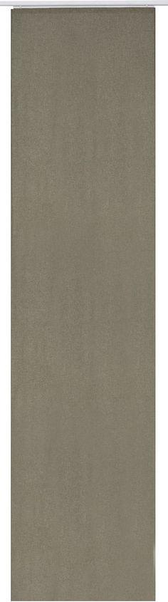Details Aufhängung Klettband:  Der Artikel wird ohne Paneelwagen und Beschwerungsstange geliefert. Den passenden Paneelwagen incl. Beschwerungsstange können Sie unter der Artikelnummer 874968 gleich mitbestellen., Der Paneelwagen kann an jeder gängigen Gardinenleiste oder -schiene montiert werden. Schiebevorhänge sind damit verschiebbar und leicht zu platzieren.,  Design:  Glatte Oberfläche, ...