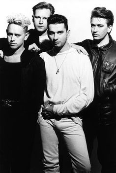Depeche Mode back in the day