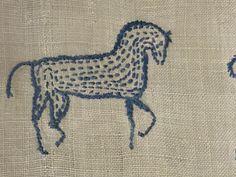 Thread and Thrift Swedish textile design Japanese Embroidery, Embroidery Thread, Embroidery Patterns, Brazilian Embroidery, Textile Art, Textile Design, Quilt Tutorials, Fabric Patterns, Fiber Art
