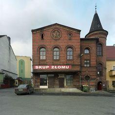Niewinne oko nie istnieje, Synagoga, Lubań, 4 stycznia 2007, fot. Wojciech Wilczyk